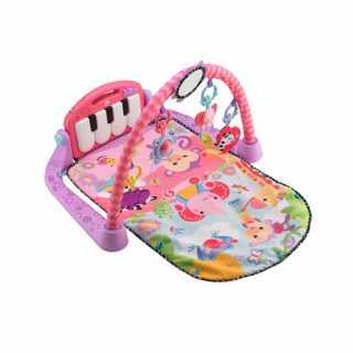 Fisher Price Tapis Piano Rose