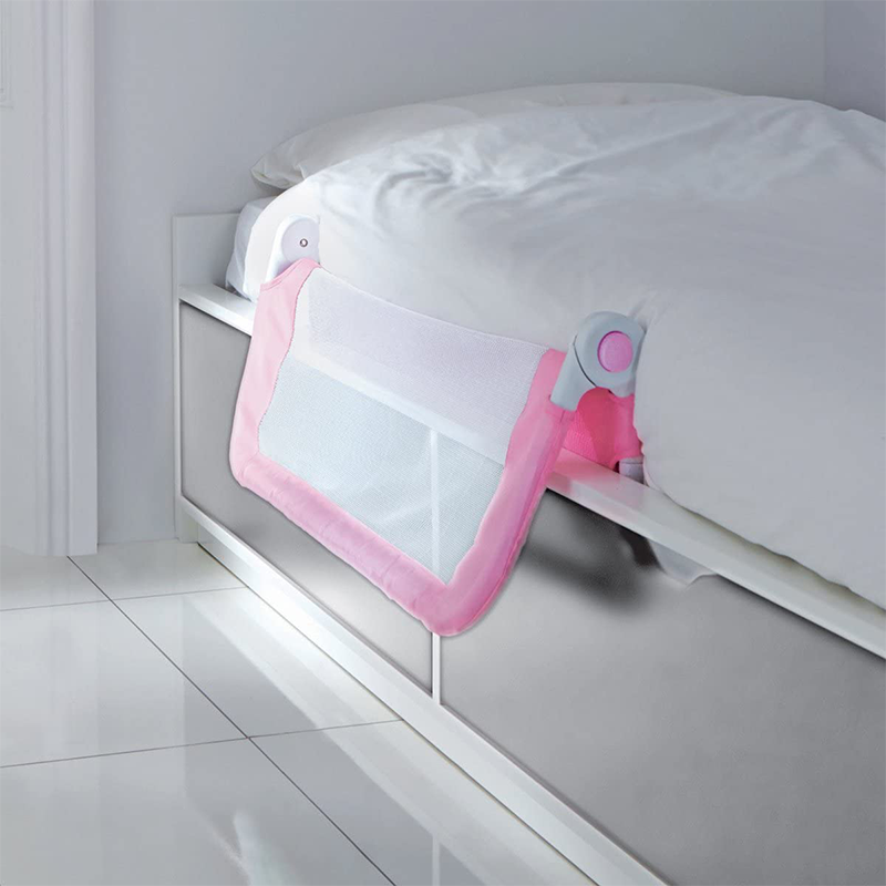 Lindam Barrière de lit Rose Easy fit