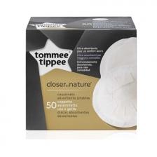 Tommee Tippee Lot de 50 coussinets d'allaitement