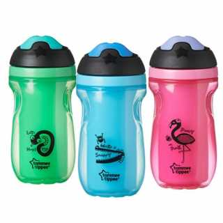 Tasse à Bec Isotherme Tommee Tippee 260ml - Rose