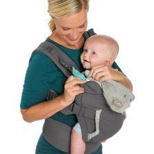 Porte bébé cuddle up Infantino