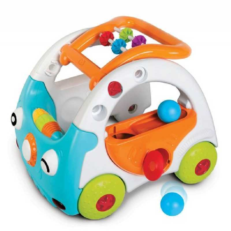 Trotteur d'activité - Senso Trotteur mini car 3 en 1 B kids