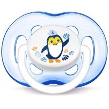 Sucettes aérées Baleine / Pingouin Lot 2 Philips Avent 18+ mois