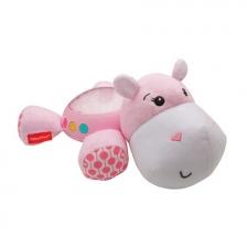 Veilleuse bébé Hippo Douce Nuit Fisher Price Rose