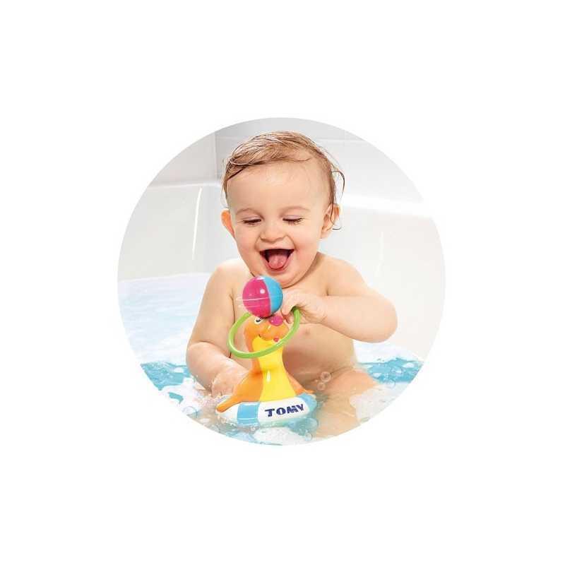 Jouet de Bain bébé Tomy - Sandy Mon Otarie