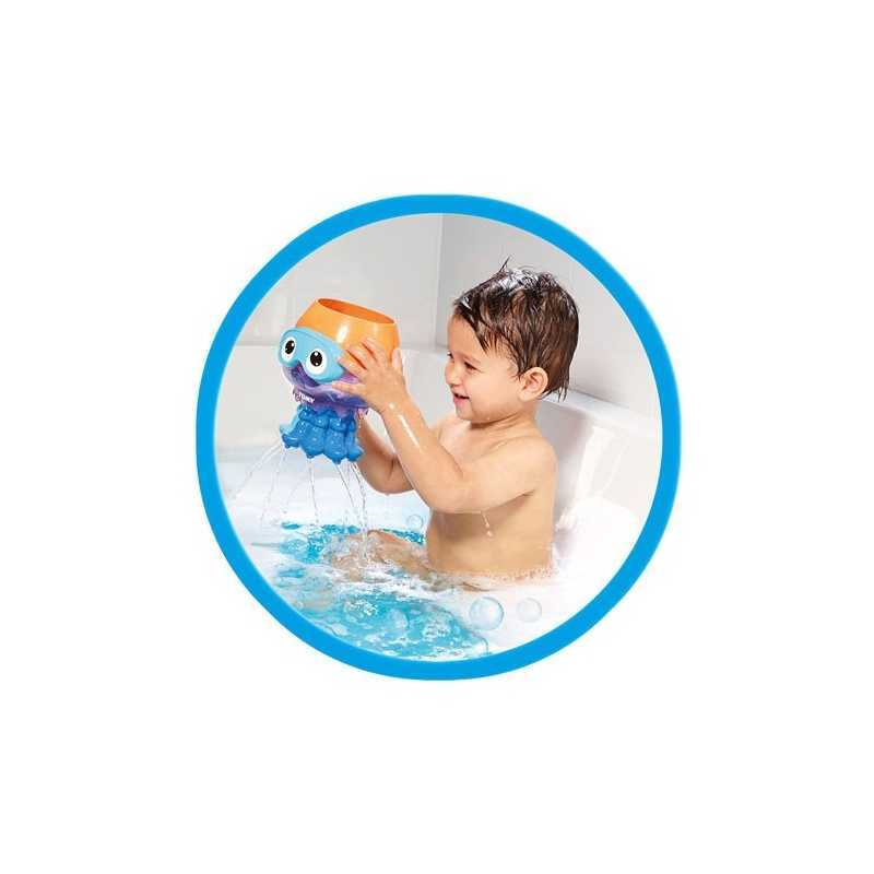 Jouet de Bain bébé Mon Splashy Poulpy Tomy