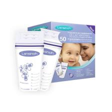 Lot de 50 sachets de conservation de lait maternel Lansinoh