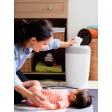 Sangenic - Lot de 12 Recharges pour poubelle à couches Simplee