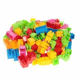 Be Toys Sac de 150 Blocs Briques de construction