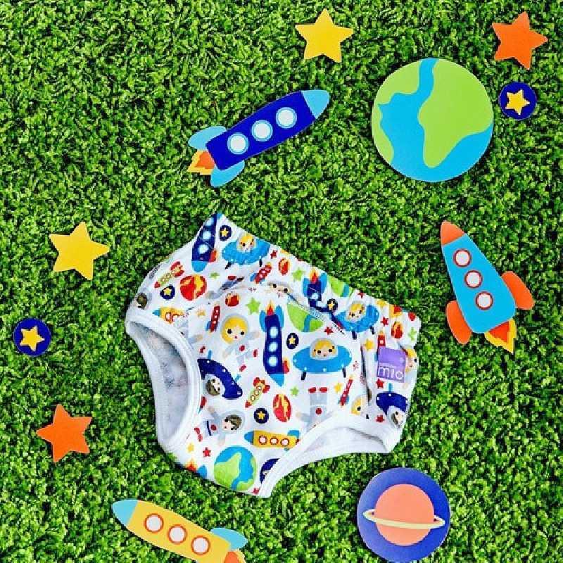 Culotte D'Apprentissage - Bambino Mio - Dans l'espace -18-24 Mois
