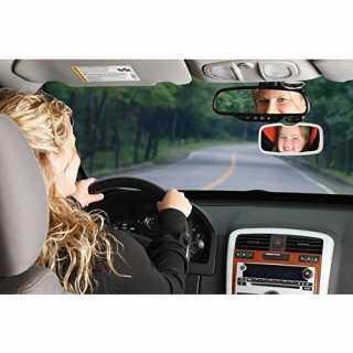 Miroir Ajustable pour les Sièges Faisant Face à l'Avant - Diono SEE ME TOO™