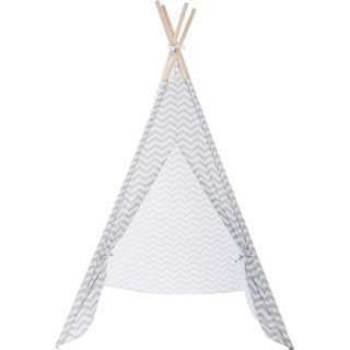 Tipi Déco Enfant 160cm Gris Atmosphera for kids