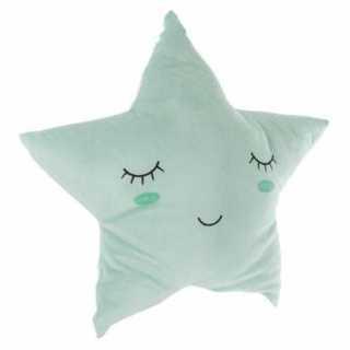 Coussin décoratif étoile Atmosphera for kids Vert