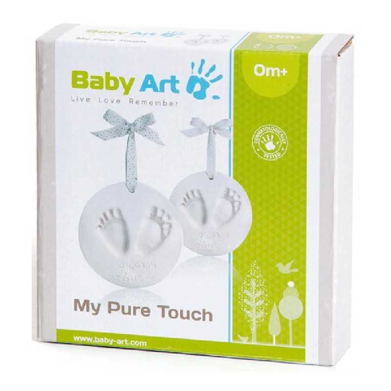 Kit Empreinte Keepsake - My pure touch - Pendentif Baby Art