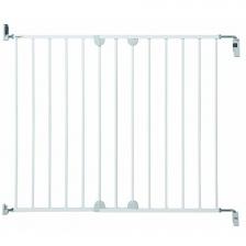 Barrière de sécurité Wall Fix Extending Métal Blanc Safety 1st
