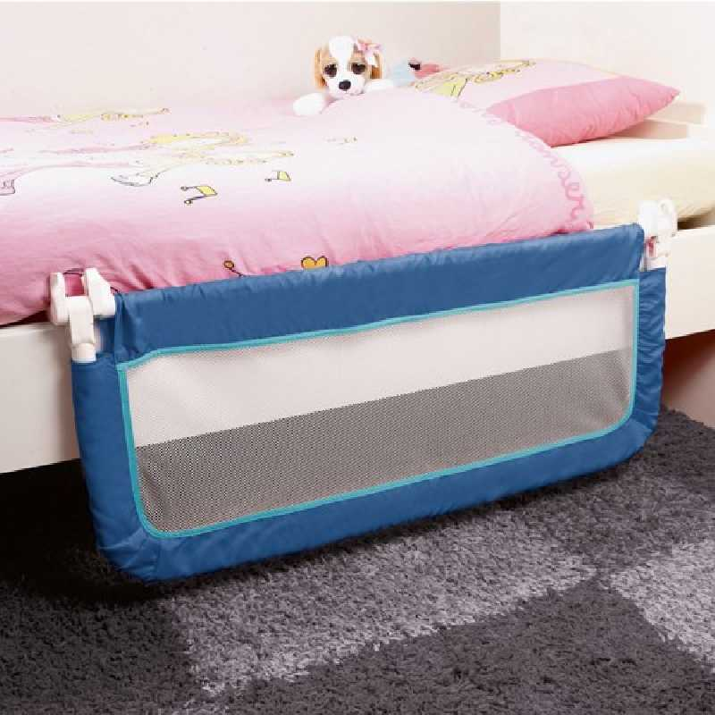 Barrière de Lit Portable Bébé / Enfant Safety 1st Bleu