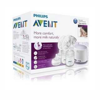Tire-Lait Électrique Double Natural Philips Avent