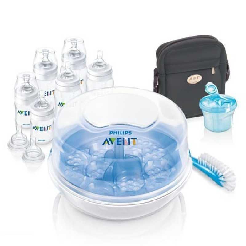 Starter kit de naissance bébé Essentiel Set Philips Avent