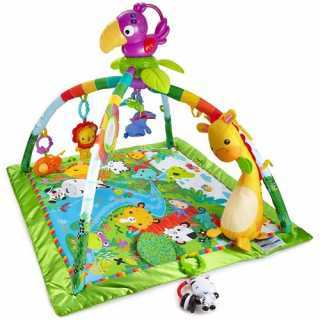 Tapis de jeux - Tapis de la Jungle Deluxe Fisher Price