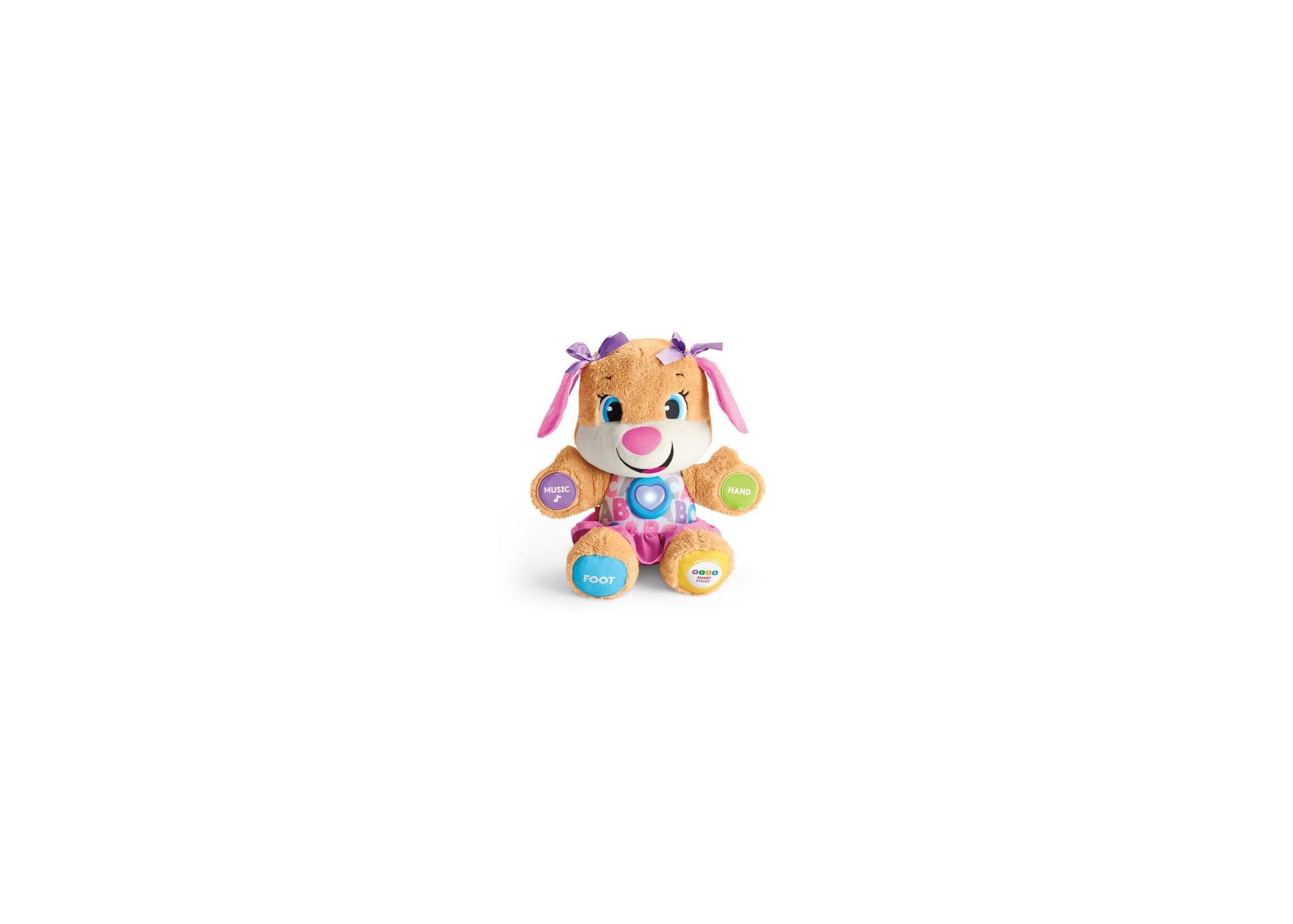 Jeux d'éveil Chien Progressif Puppy's sister Fisher Price
