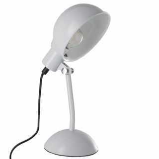 Lampe petit pied en métal Atmosphera for kids Gris