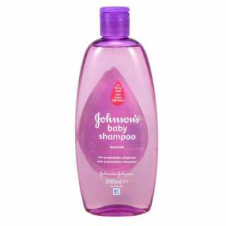 Shampooing bébé Lavande Johnson's Baby 300ml