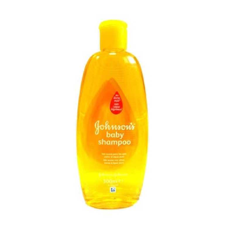 Shampooing bébé Original Johnson's Baby 300ml
