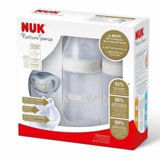 Starter kit de naissance Nature Sense Nuk