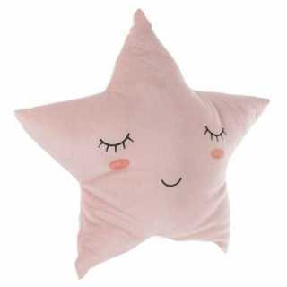Coussin décoratif étoile Atmosphera for kids Rose