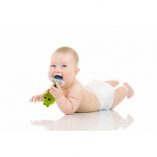 Hochet de dentition flexible Infantino Go Gaga