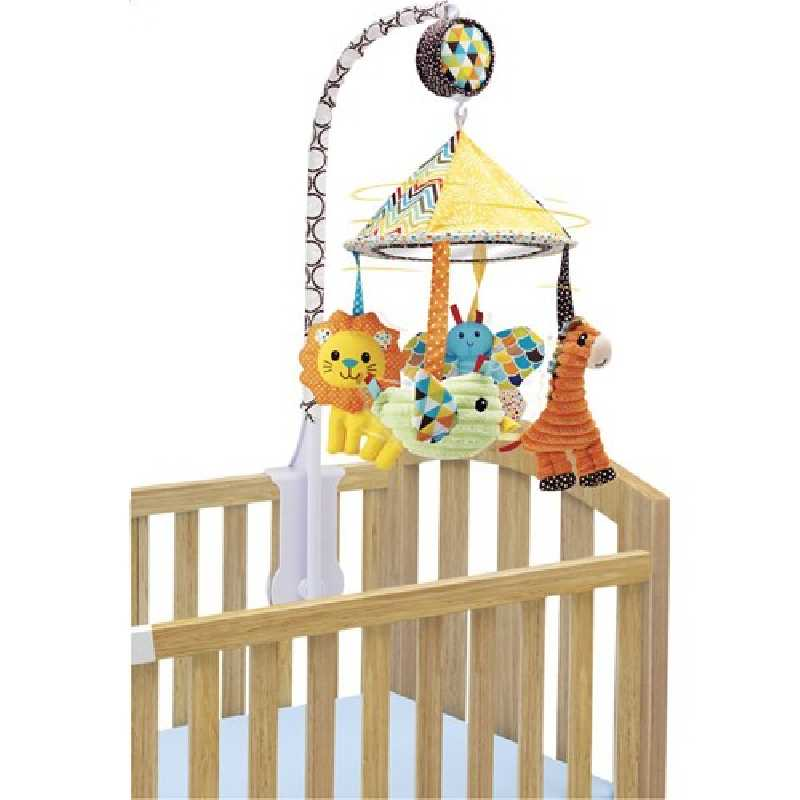 Carrousel mobile manège musical Infantino Go Gaga