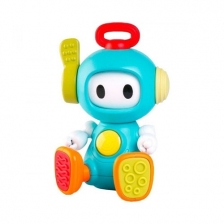 Jeu d'activités Elasto robot Bkids