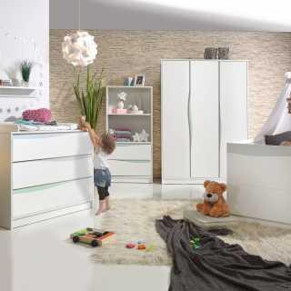 Chambre bébé complète Wave Style : Moderne