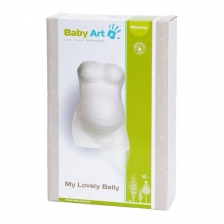 Kit d'Empreinte Femme Enceinte My Lovely Belly Baby Art