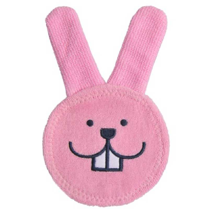Lapin Brosseur Oral Care Rabbit Rose Mam