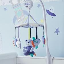 Mobile musical pour bébé Astronaute Mothercare