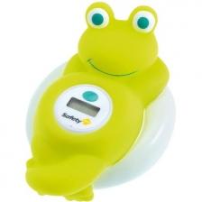 Thermometre De Bain Numérique Grenouille Verte Safety 1st