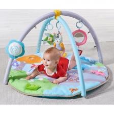 Tapis d'activité musical pour bébés Nature Taf Toys