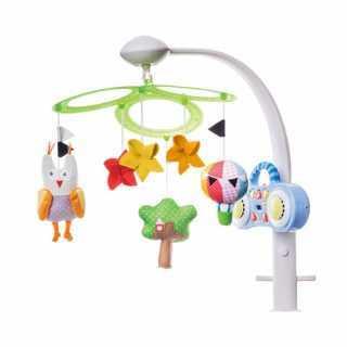 Mobile bébé stéréo MP3 Hibou Taf Toys