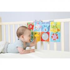 Centre d'activités pour lit de bébé Taf Toys