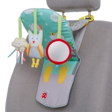 Jouet pour siège auto - Tableau de voiture Play & Kick Taf Toys