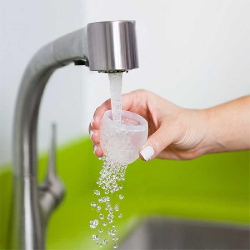 Sucette grignoteuse Pulp Bleu / Vert Boon