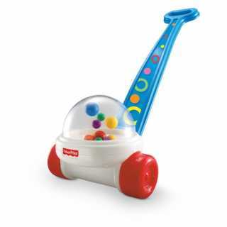 Trotteur enfant Corn Popper Bleu Fisher Price