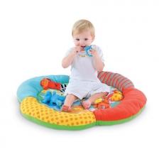 Tapis D'éveil - Tapis d'activité bébé Safari Mothercare
