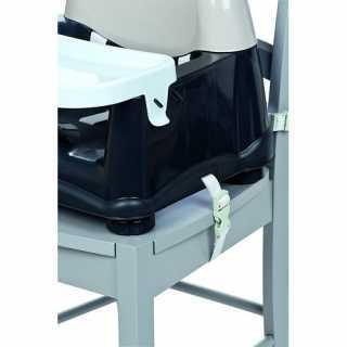 Réhausseur de chaise Travel Booster Seat Noir Safety 1st
