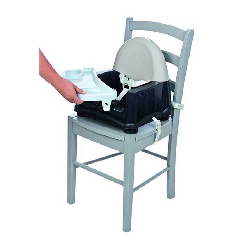 Réhausseur de chaise Travel Booster Seat Noir Safety 1st