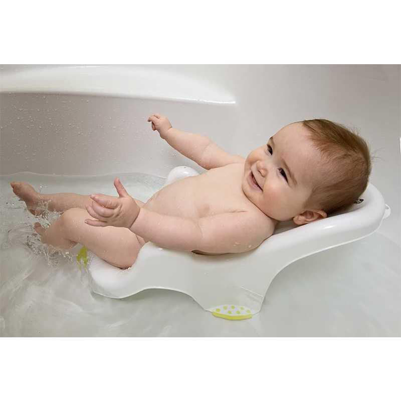 Transat de bain pour bébé Blanc Safety 1st