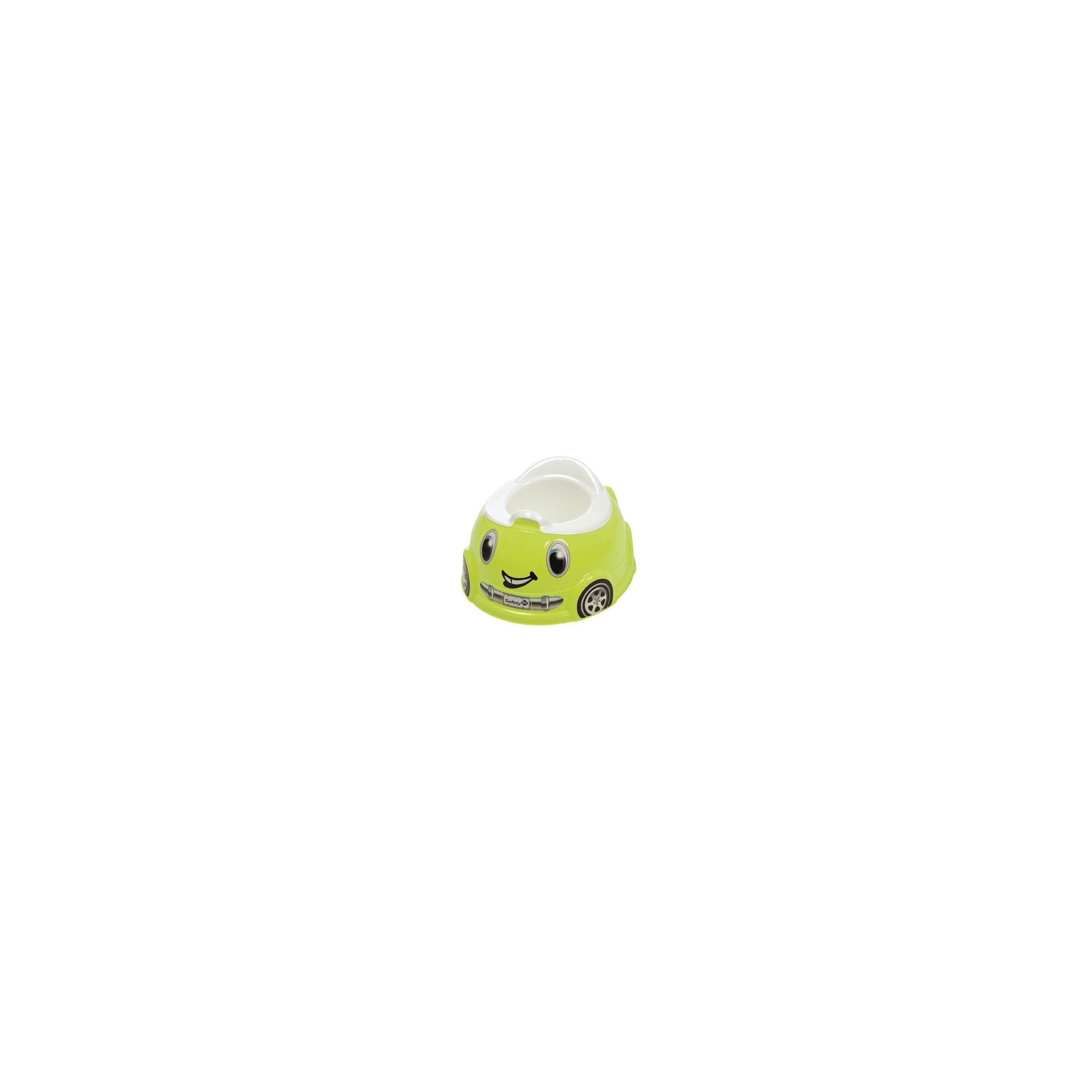 Pot enfant Voiture vert citron Safety 1st