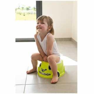 Pot enfant Voiture vert citron Safety 1st