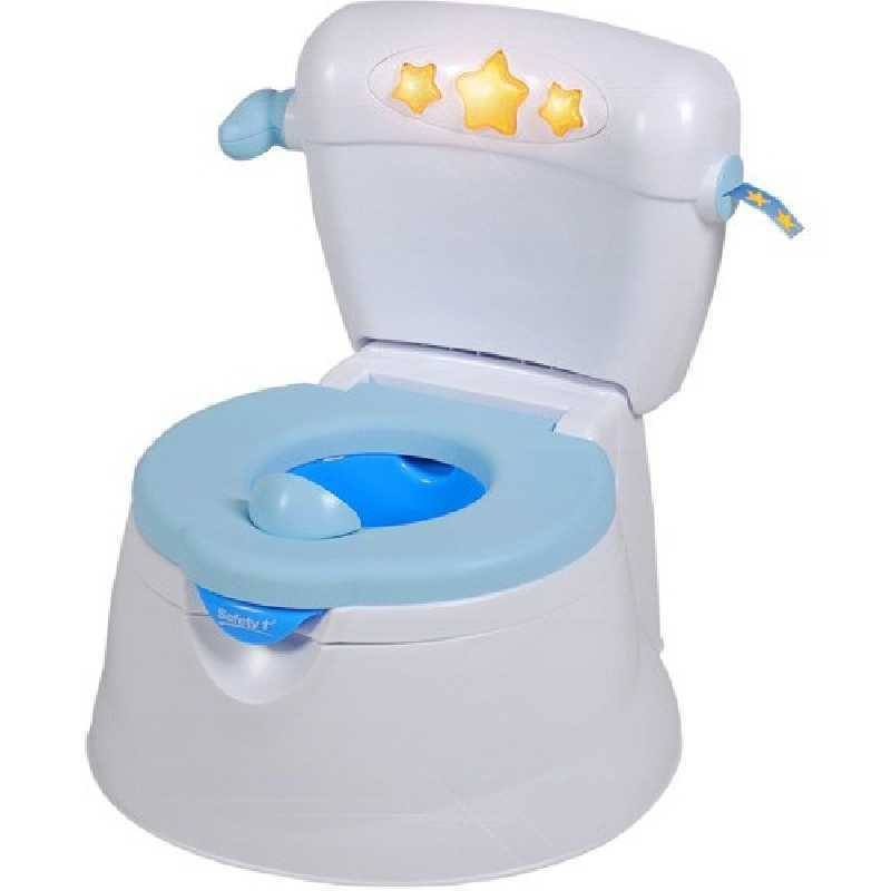 Pot de toilette Smart Rewards Blanc Safety 1st